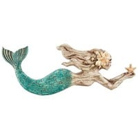 Mermaid Resin Wall Decor | Shop Hobby Lobby