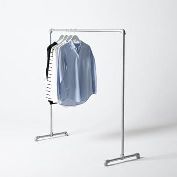 Industrial Clothing Rack