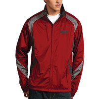 UFC Antigua Tempest Full Zip Jacket – Red - http://www.shareasale.com/m-pr.cfm?merchantID=7124&userID=1042934&productID=555175146 / UFC