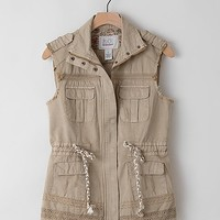 BKE Washed Canvas Vest