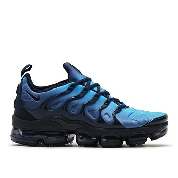 Original NIKE AIR VAPORMAX PLUS PHOTO BLUE