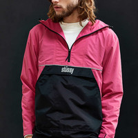 Stussy Reflective Sports Pullover Jacket - Urban Outfitters