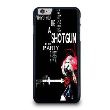 the pretty reckless quotes iphone 6 6s plus case cover  number 1