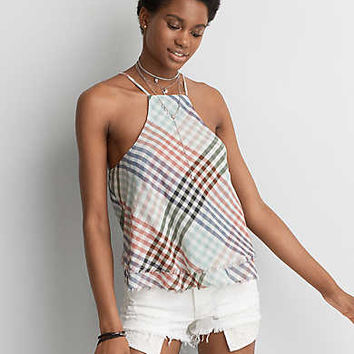 AEO Hi-Neck Swing Tank , Multi