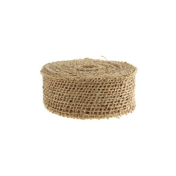 Natural Jute Roll High Quality, 1-1/2-inch, 10-yard