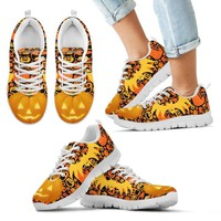 Halloween Themed Kid's Running Shoes-Free Shipping