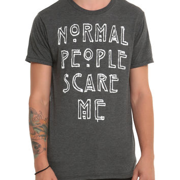 American Horror Story Normal People Scare Me T-Shirt