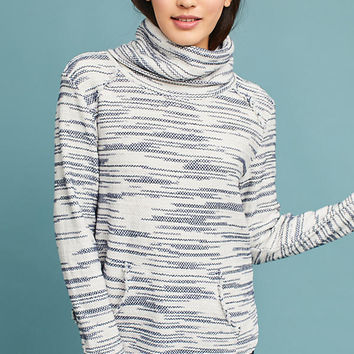 Sol Angeles Space-Dyed Turtleneck Pullover