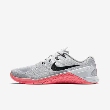 The Nike Metcon 3 Women's Training Shoe.