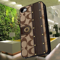 Wallet Studded Case for iPhone 4,iPhone 4s,iPhone 5,iPhone 5s,iPhone 5c,Samsung Galaxy s2 / s3 / s4