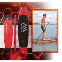 The Kraken!  ISup inflatable stand up paddle board 12 foot
