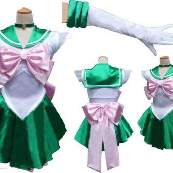 Sailor Jupiter Scout Costume
