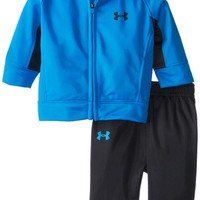Under Armour Baby-Boys Newborn Element Tricot Set