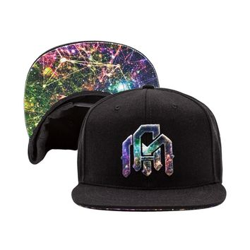 Electric Venation Snapback