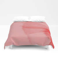 Reds Duvet Cover by duckyb