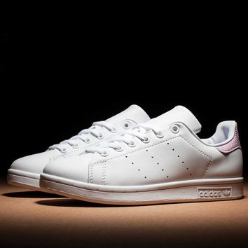 Free Shipping   Adidas Originals Stan Smith Casual Shoes White  96b793893