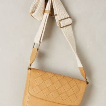 Delfina Crossbody Bag by Anthropologie in Brown Size: One Size Bags