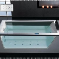 Whirlpool Bathtub With Inline Heater Drainage Device Waterfall Cascade Style Water Inlet Sydney Whirlpool System & Drainage:Amazon:Home & Kitchen