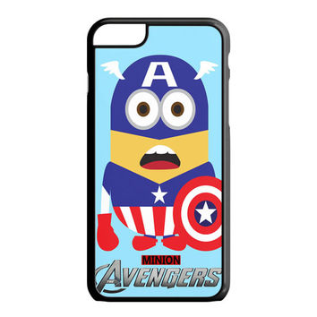 avenger minion captain america iPhone 6S Plus Case