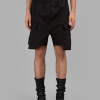 Indie Designs Rick Owens Inspired Drawstring Cargo Boxer Shorts