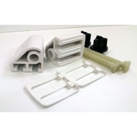 Armitage Shanks Bakasan seat hinges SV16701 in White SV16701 MORE COLOURS AVAILABLE