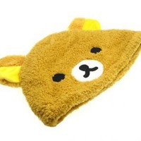 Rilakkuma Plush Hat | £7.95 | Buy @ Something Kawaii UK