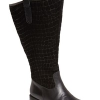 Women's David Tate 'Best' Calfskin Leather & Suede Boot ,