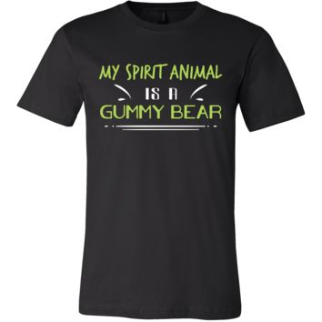 Bear Shirt - Gummy Bear - Animal Lover Gift