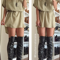 Higher 'N Higher Stiletto Boots- FINAL SALE