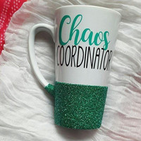 Chaos Coordinator Mug, Mom Mug, Mother's Day Mug, Gift For Mom