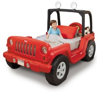 Jeep® Wrangler Toddler to Twin Bed