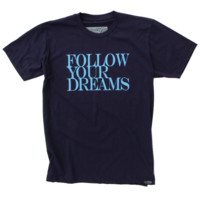 Follow Your Dreams (Navy)