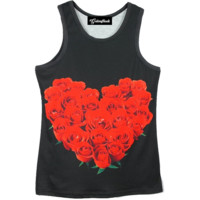 Roses are Love Tank