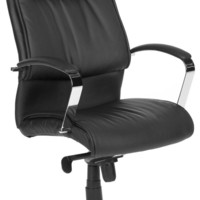 Fernando Desk Chair Black