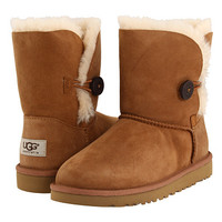 UGG Kids Bailey Button (Little Kid/Big Kid)