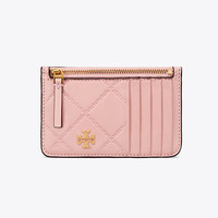 Tory Burch Georgia Zip Card Case