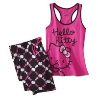 Hello Kitty Juniors Pajama Sleep Set - Assorted Colors