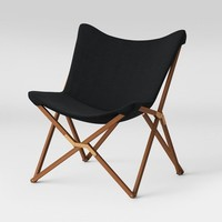 Wood Butterfly Chair - Room Essentials™