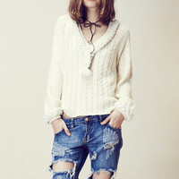 BILLY PULLOVER SWEATER