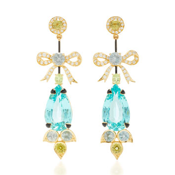 One-Of-A-Kind Principessa Earrings | Moda Operandi