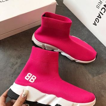 Balenciaga Fashion Women Speed Trainers