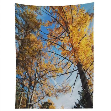 Chelsea Victoria The Autumn Sky Tapestry
