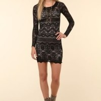UrbanOutfitters.com > Whyred Melly Lace Dress