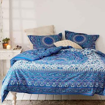 Magical Thinking Ophelia Medallion Duvet Cover