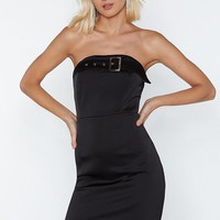 Love on Top Bandeau Dress