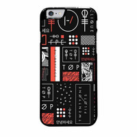 twenty one pilots collages iphone 6 plus 6s plus 4 4s 5 5s 5c cases