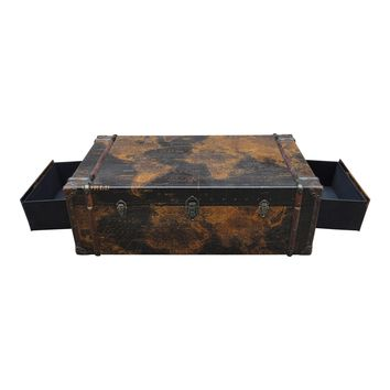 GULLIVERS TRUNK COFFEE TABLE