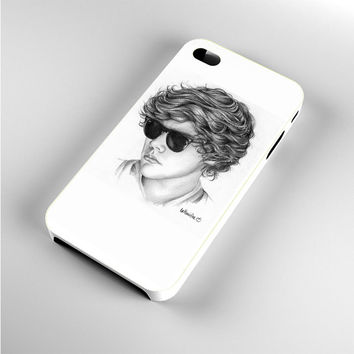 One Direction Harry Styles Art Pencil iPhone 4s Case