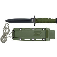 MTech USA MT-632DGN Tactical Fixed Blade Knife 6in Overall