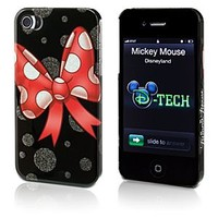 Minnie Mouse Bow iPhone 4/4S Case | Disney Store